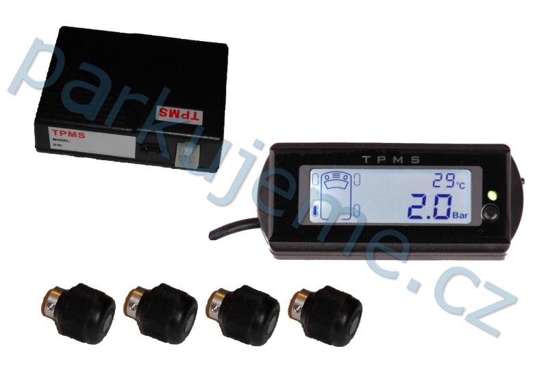Senzor tlaku pneu PIT-01